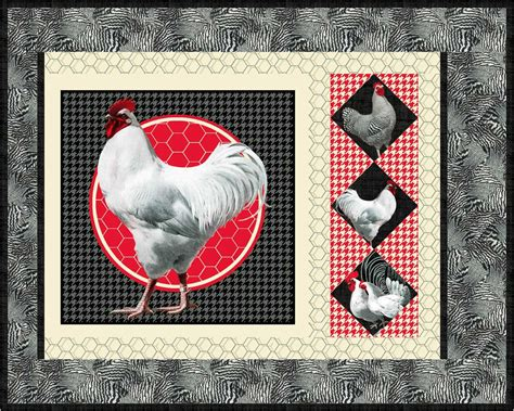 free printable quilted placemat patterns free pattern rooster royale quilt placemats toss