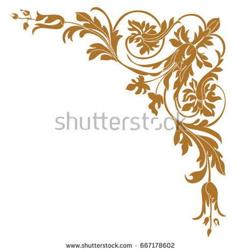 golden layout exles ornament corner 100 images corner ornament vector
