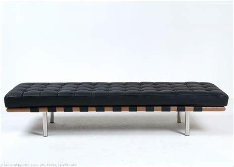 mies van der rohe bench mies van der rohe exhibition bench barcelona 3 seater