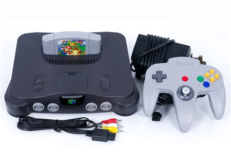 new n64 console nintendo 64 n64 complete retro console bundle with