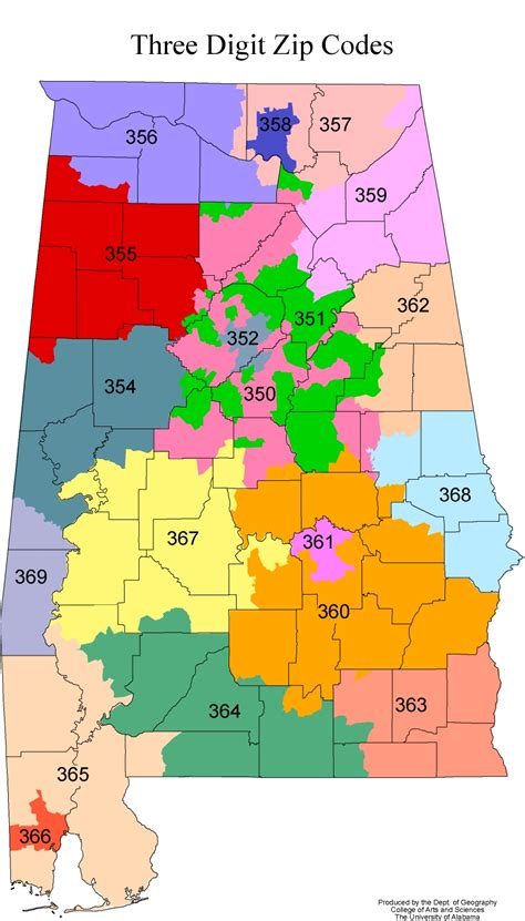zip code map jefferson county al alabama maps basemaps
