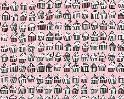 hd cupcake pattern cupcake wallpapers wallpaper cave