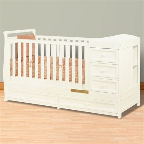 crib and bed combo crib and bassinet combo baby crib design inspiration