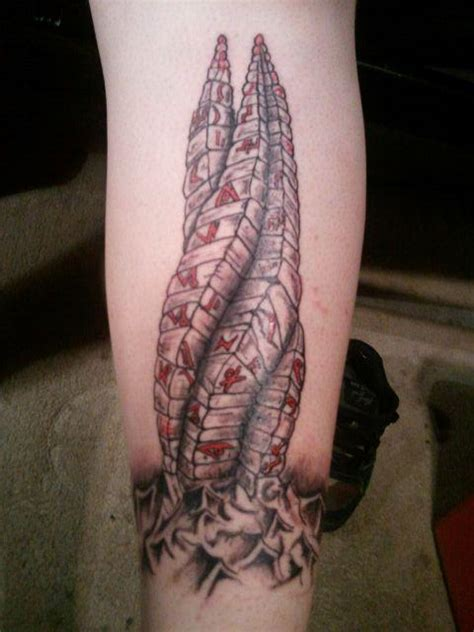 jason s first blog dead space marker tattoo