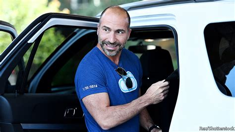 Uber Mba Careers by Uber Picks Dara Khosrowshahi As Its New Self