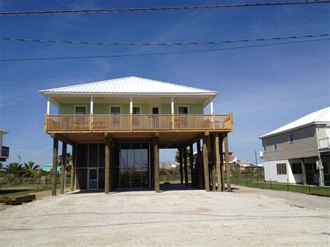 Grand Isle Cabin Rentals by Newly Constructed Luxurious Vacation Home Vrbo