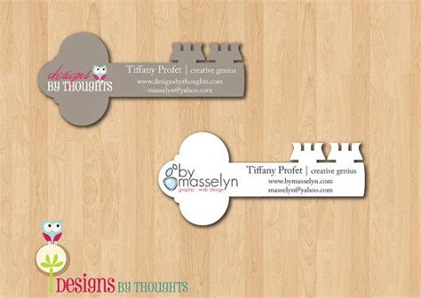 how to make a shaped card 1000 images about real estate business cards on