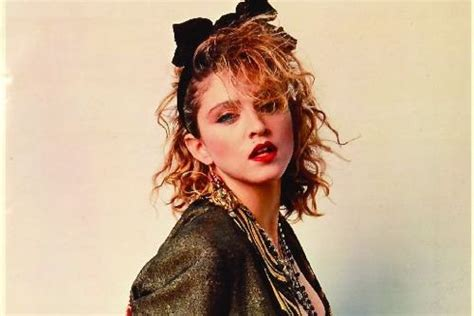 how to make a madonna hair bow 80s hairstyles that are popular again brit co