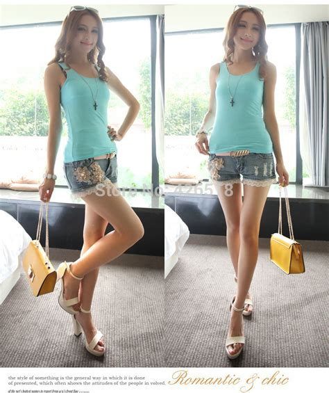 young teen little girls shorts little girls in jean shorts images usseek com