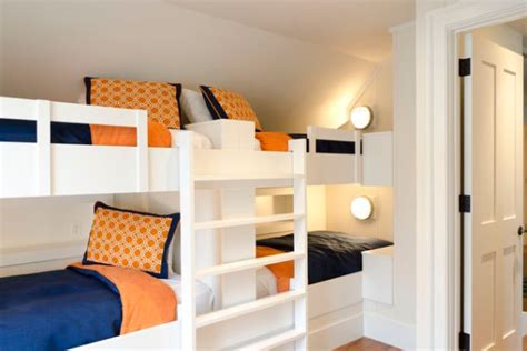 Bunk Beds For 4 by 22 Bunk Beds For Four A Space Saving Solution For Shared