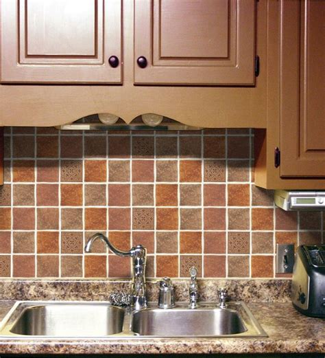 self stick kitchen backsplash tiles 1000 ideas about self adhesive wall tiles on pinterest
