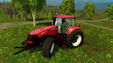 strange ls ih magnum 380 v 1 0 farming simulator 2017 mods farming simulator 2015 mods fs 2015 ls