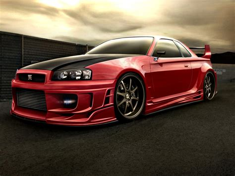 nissan gtr skyline wallpaper nissan skyline gtr wallpapers beautiful cool cars wallpapers