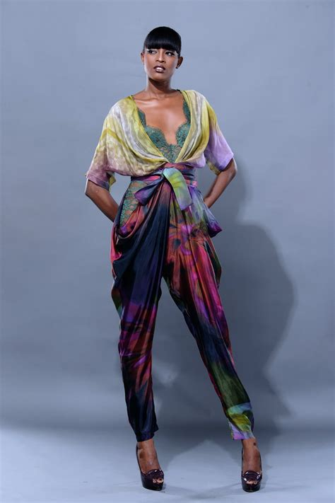 A Fashionable by Lfw Debut For Fashion Africa Featured Design Company