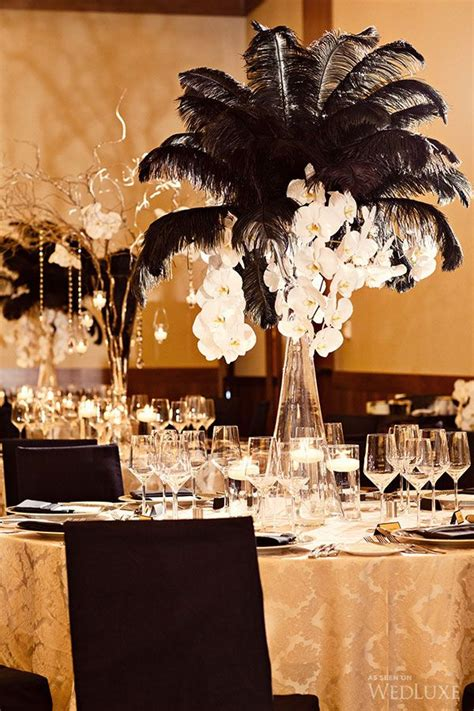 feather centerpieces for weddings 25 best feather wedding centerpieces ideas on