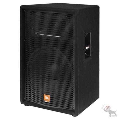 Speaker Jbl Jrx 115 jbl jrx115 15 quot 2 way loudspeaker pa speaker stage floor
