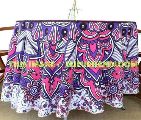 Bantal Sofa Mandala 1 pink elephant mandala tapestry tablecloth sofa cover room