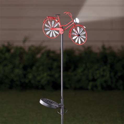 bicycle wind spinner with solar light put and take spinner for sale classifieds