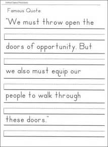 printable writing worksheets for grade 4 printing handwriting worksheets free delwfg com