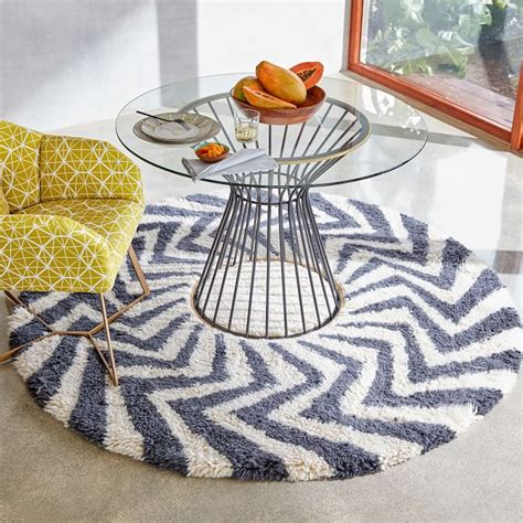 west elm zigzag rug west elm zigzag circle shag rug interior design service