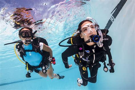 Kaos Diving Padi 2 padi adaptive support diver vs padi adaptive techniques course