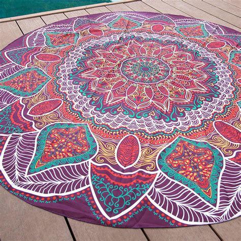 Mandala Rugs by Boho Mandala Indian Bohemian Mandala Tapestry