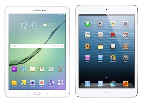 Samsung Tab V Bekas samsung galaxy tab s2 9 7 vs apple air 2