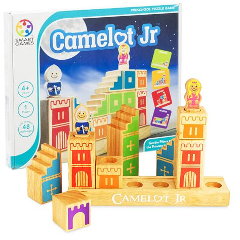 Smart Games Camelot Junior Puzzle Game Peter S Of Kensington Smart Puzzle
