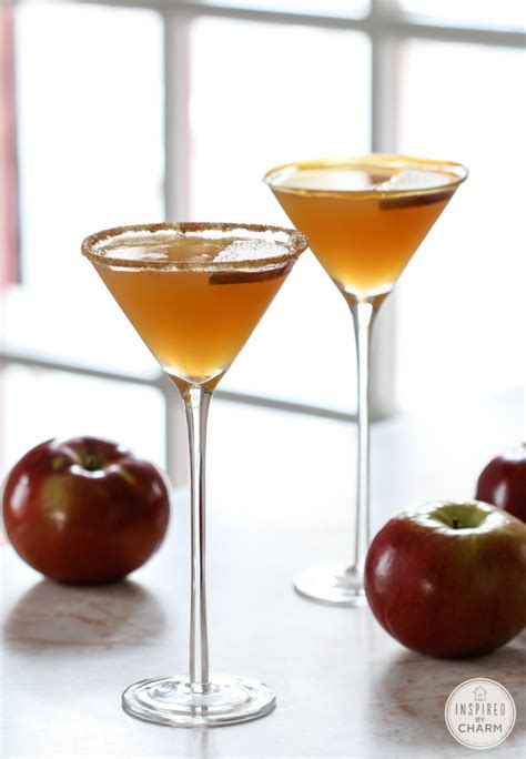martini apple 25 fall cocktails you must try afternoon espresso
