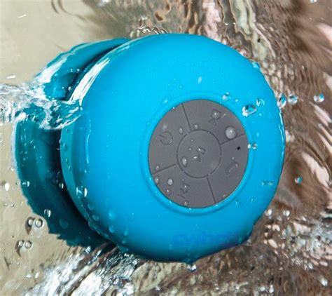 Xit Waterproof Bluetooth Shower Speaker buy waterproof bluetooth shower speaker only at uerotek