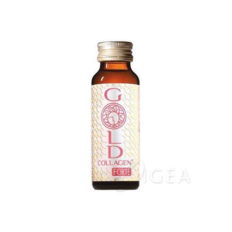 Collagen Forte gold collagen forte integratore di collagene antinvecchiamento