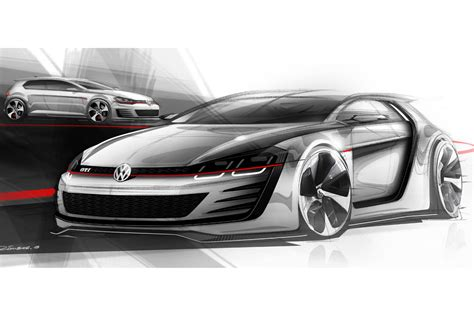 design vision vw design vision gti pictures auto express