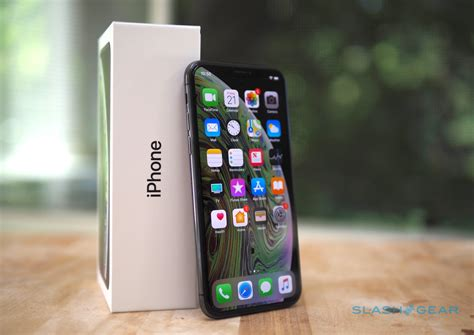Iphone Max by Iphone Xs And Iphone Xs Max Review Here Comes The Future Slashgear
