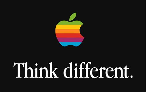 think line think different
