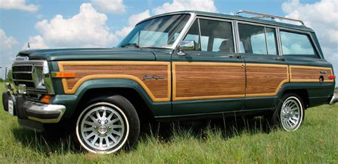 Vintage Jeep Wagoneer Jeep Wagoneer Vintage Suv That S Simply To Die For The