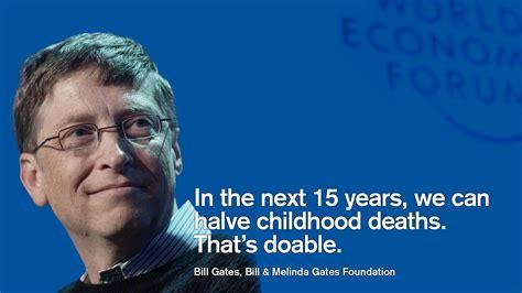 bill gates philanthropy biography bill gates bill melinda gates foundation at the world