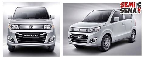 Harga Suzuki Wagon Harga Suzuki Karimun Wagon R Gs 2017 Review Spesifikasi