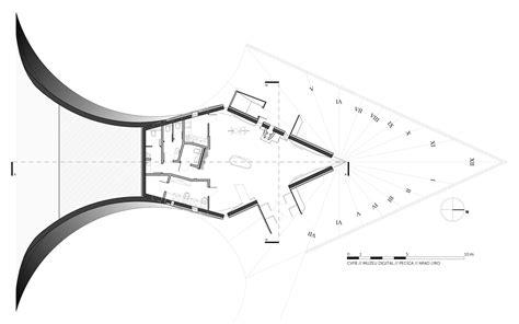 Gallery Floor Plan Gallery Of Digital Museum Claudiu Ionescu 19