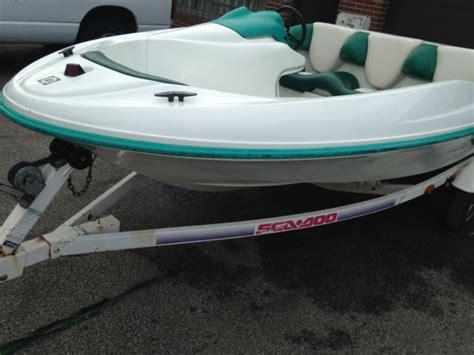 1996 seadoo bombardier boat 1995 bombardier jet boat seadoo sportster sea doo 1995