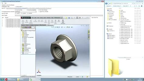 tutorial solidworks pdm solidworks pdm plm in ddm managing toolbox parts youtube