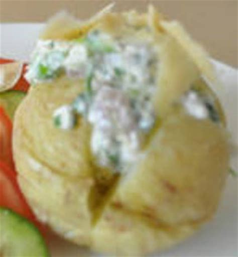 is cottage cheese for diabetics jacket potatoes w herbed cottage cheese diabetic friendly
