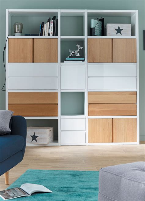 Alinea Decoration Maison by Ensemble De 6 Tablettes Pour Biblioth 232 Que