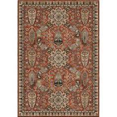 Olefin Pile Rug by Soft Impressions 100 Olefin Pile Rug Collection Ankara Beige Living Room Furniture