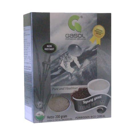 Harga Makanan Bayi Sereal by Jual Tepung Gasol Makanan Bayi Rasa Beras Hitam 200 G