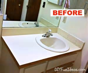 diy concrete counter overlay vanity makeover 25 best ideas about grey bathroom cabinets on pinterest