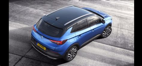 vauxhall brings fight to qashqai with grandland x the
