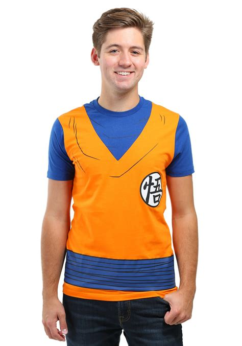 Goku Mens T Shirt z goku costume t shirt for