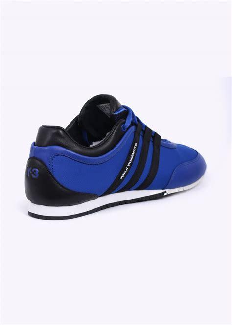 Sepatu Premium Adidas Y3 Yohji Yamamoto adidas y 3 boxing trainers electric blue