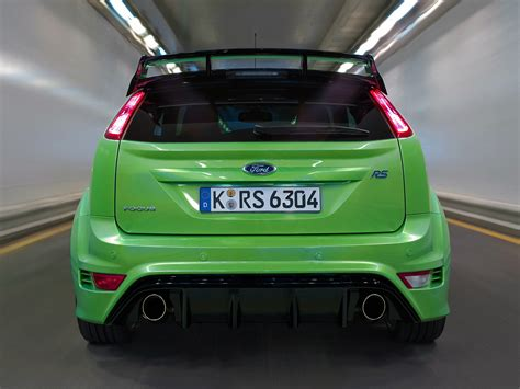 Exterior Home Design Gallery by Ford Focus Rs 2008 2009 2010 2011 Autoevolution