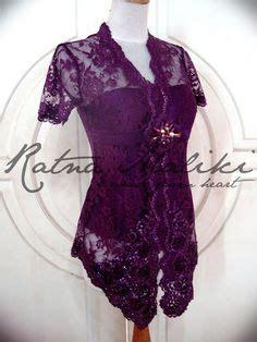 Fashion Modern Ethnica Dress Navy Modis Terbaru Murah kebaya lengan pendek fashionita kebaya batik dress and brokat